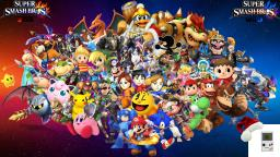 Super Smash Bros For 3DS / Wii U -Bloxed