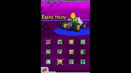 Mario Kart DS N64 Circuit New Koopa Troopa Model in the Works