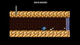 Mega Man - Nivel de Guts Man