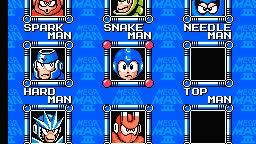 Mega Man 3 - Nivel de Shadow Man