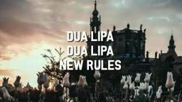 Dua Lipa - New Rules (Audio)