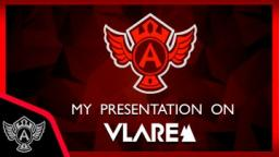 My announcement,  im now on VLARE.TV | Mr. A.T. Andrei Thomas