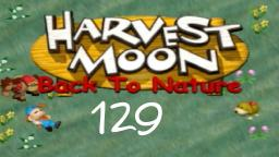 Let´s Play Harvest Moon Back To Nature ★ 129 ★ Ein ruhiger Wintertag