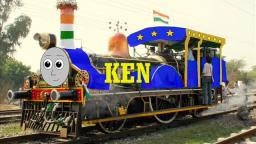 Eli the Tank Engine 43 (Generation 1)