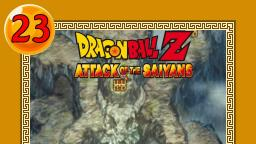 Lets Play Dragonball Z Attack of the Saiyans Part 23 - Die Geheimnisse des Steindrachenfelds