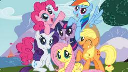 My Little Pony Friendship is Magic IS BAD!! (RANT)