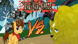Yu-Gi-Oh! Duels of the Cyber Realm: Digigex90 vs Sonic Silverstar