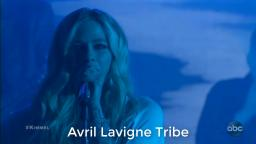 Avril Lavigne at Jimmy Kimmel Live 09/26/18 FULL PERFORMANCE