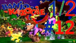 Let´s Replay Banjo-Kazooie (100% Deutsch) - Teil 12 Die antike Grabkammer! (1/2)
