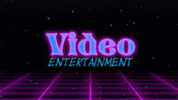 80s logo (Made in After Effects)