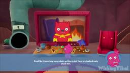 Uglydolls game but with incredible soundtrack