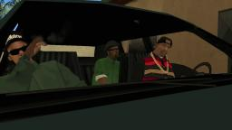 Escena graciosa de Big Smoke - GTA San Andreas