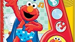 Sesame Street Potty Time Songs Book (2010)