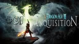 Let´s Play Dragon Age- Inquisition Part 01 Ein elfischer Magier