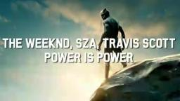 The Weeknd, SZA, Travis Scott - Power Is Power (Audio)