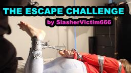 ESCAPE CHALLENGE (directed by SlasherVictim666)