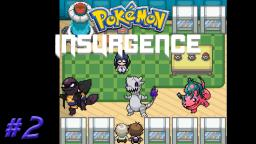 Pokémon Insurgence: Episode 2 - Our first Pokémon!