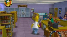 Funny Simpsons Hit and Run Gameplay Trailer