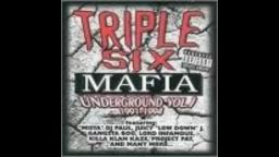 Three 6 Mafia - Dont Be Scared