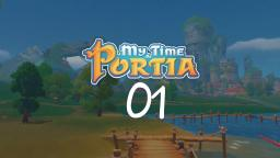 Live Let´s Play My Time at Portia #01- Ankunft in Portia