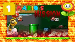 Lets Play Marios Mission [SMW-Hack] Part 1 - Marios Bestrafung beginnt