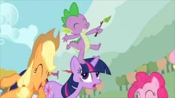 Mlp Pmv Saturday in the park