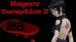 Lets Play Kagero_ Deception 2 (Blind_German_Übersetzen) part 28 - geteiltes Leid = doppeltes Leid!