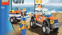 Lego City 2008 Coast Guard Collection