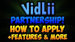 Vidlii Partnership -  (How To Apply + The Features & Advantages!)