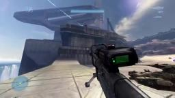 Halo 3 pc Floating Scarab Glitch