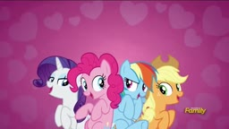 Best Friends Until the End of TIme - MLP FIM - Mane 6 (song)