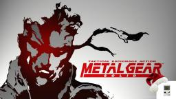 Metal Gear Solid -Bloxed