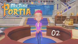 Live Let´s Play My Time at Portia #02- Die Handelsgilde