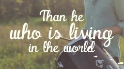 mercyme greater is he that is in the world