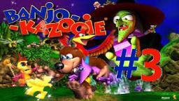 Let´s Replay Banjo-Kazooie (100% Deutsch) - Teil 3 Urlaub an der Treasure Trove Cove!