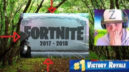 This made Ali-A *DELETE* Fortnite (Wizard101?!?!?)