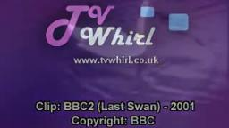 bbc two swan ident