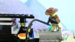 Lego Alabama Jones and the Lost Topping of Doom