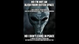 The Grey Aliens Sinister Plan, Part 1