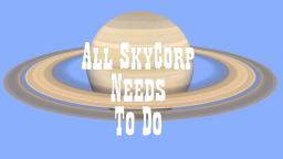 DVD Logo - All SkyCorp Needs To Do