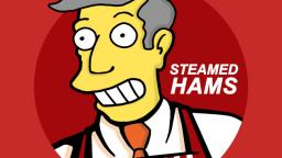 Steamed Clams vs Steamed Hams