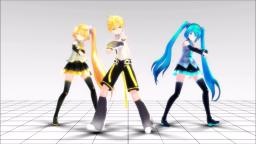 ANIME GIRLS DAB WHIP AND NAE NAE OUT OF EXISTENCE