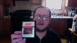 Atari 2600 Games That I Got For My Birthday! (In HD)