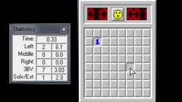 My Minesweeper Beginner Record
