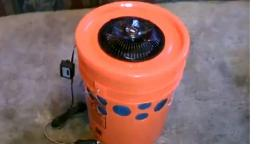 DIY Low Power Air Conditioner