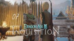 Let´s Play Dragon Age- Inquisition Part 07 Die singende Jungfrau