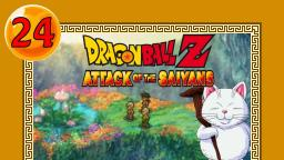Lets Play Dragonball Z Attack of the Saiyans Part 24 - Auf dem Weg zu Gott
