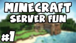 Briar Glen | Minecraft: Server Fun - Part 1 (feat. KnotSnappy and heyitskenzie)