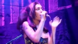 Last Amy Winehouse Performance 2011