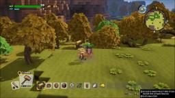 Dragon Quest Builders 2 - Battle/Crafting - PS4 Gameplay
